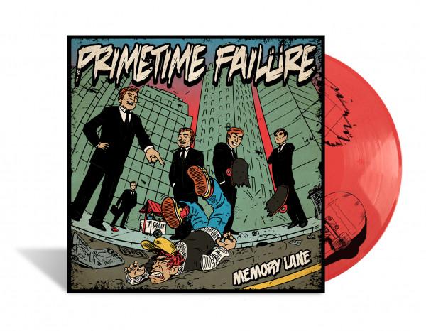 "Primetime Failure - Memory Lane (LP 12"")"