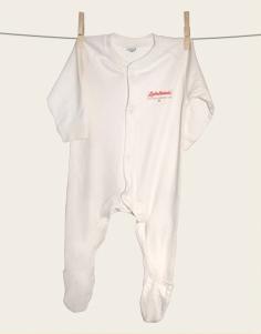 Baby Sleepsuit - Liebesbeweis