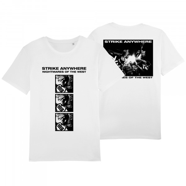 Strike Anywhere - T-Shirt - Nightmares Of The West