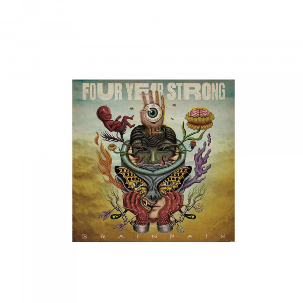 Four Year Strong - Brain Pain (CD)