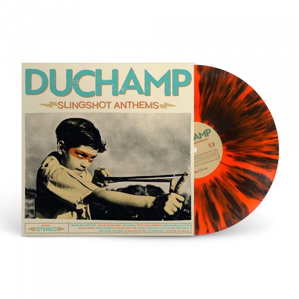 Duchamp LP - Slingshot Anthems