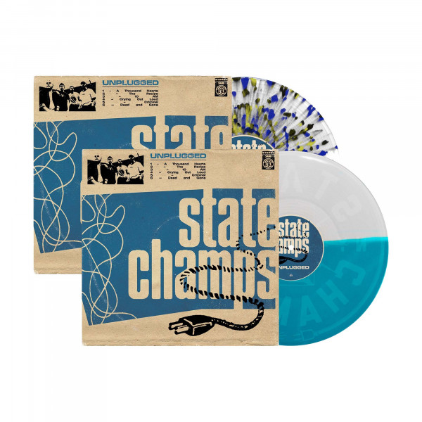 """State Champs - Unplugged (LP 12"""")"""