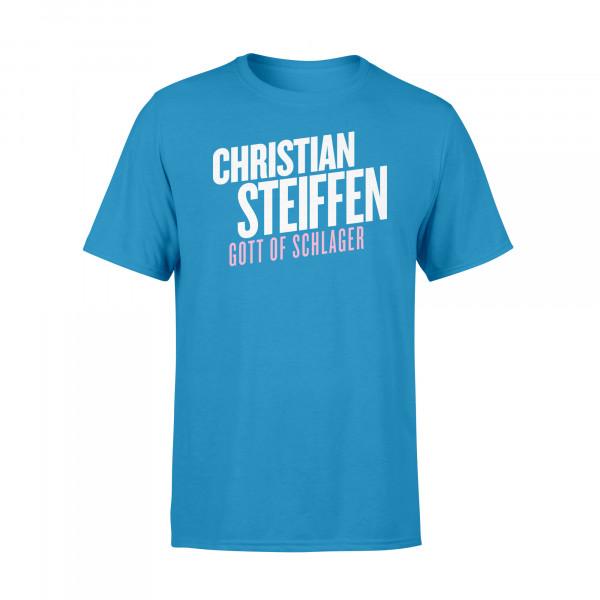T-Shirt - Gott Of Schlager