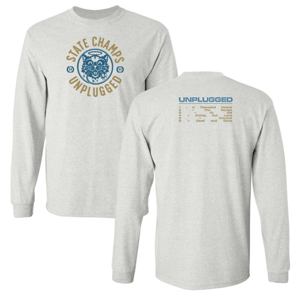 State Champs - Longsleeve - Unplugged