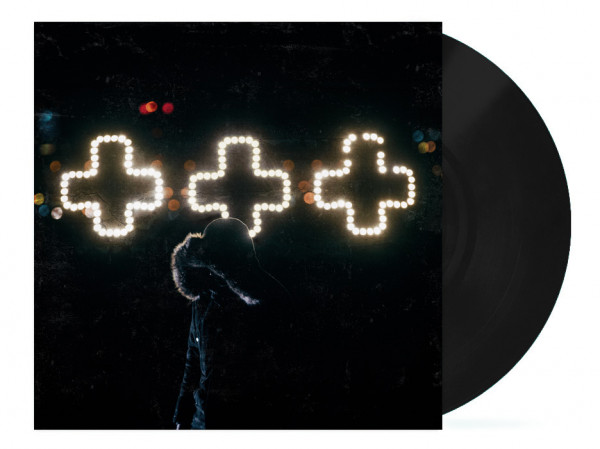 "KMPFSPRT - Gaijin (LP 12"" Black) + CD"