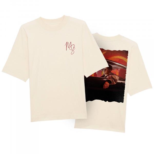 T-Shirt - Initialen Oversized Cut