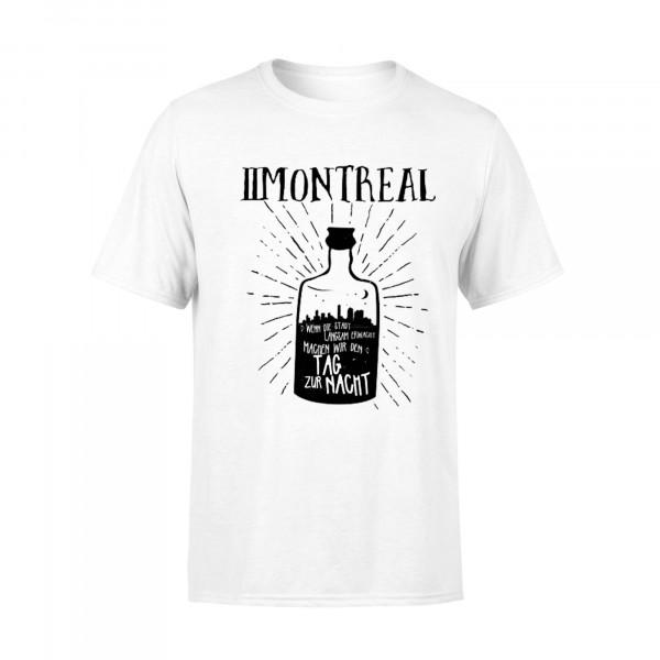 T-Shirt - Tag Zur Nacht