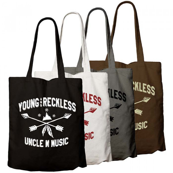 Uncle M - Jutebeutel - Young & Reckless