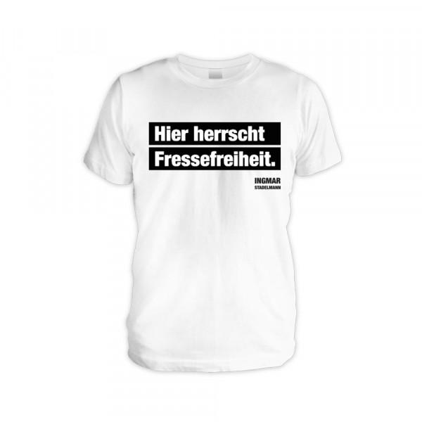 Ingmar Stadelmann T-Shirt - Hier herrscht...