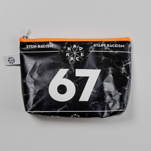 RAD RACE - Stop Racism POUCH