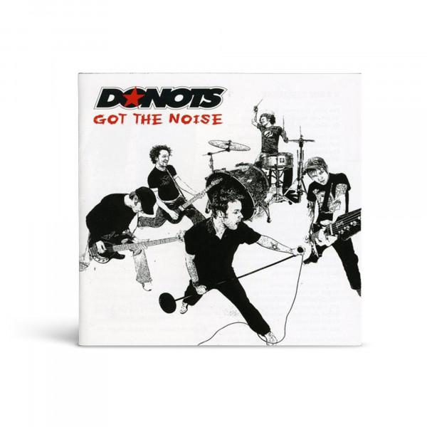 Donots CD - Got The Noise (2004)