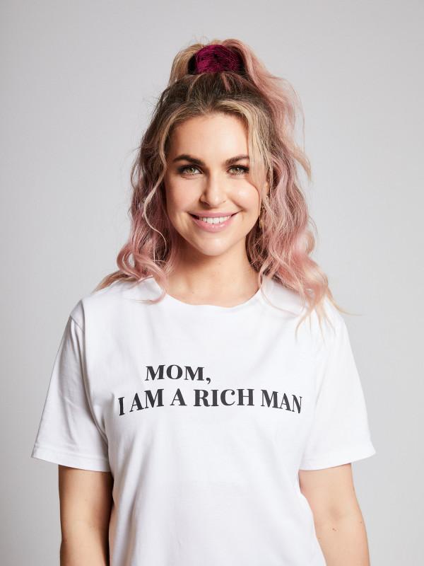 I Am A Rich Man Unisex Shirt