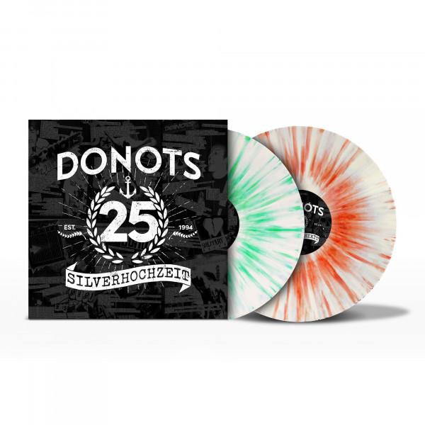 Donots LP - Silverhochzeit (Neuauflage 2021)