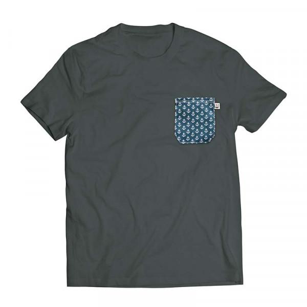 Uncle M - T-Shirt - Anker Pocket