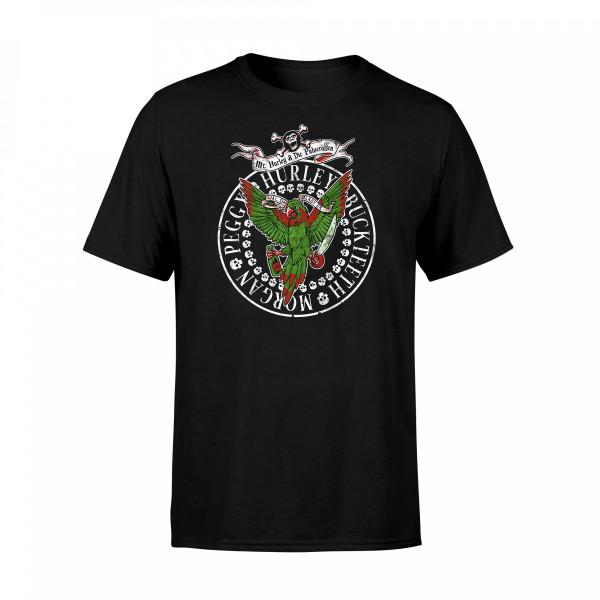 T-Shirt - Unisex - Papagei