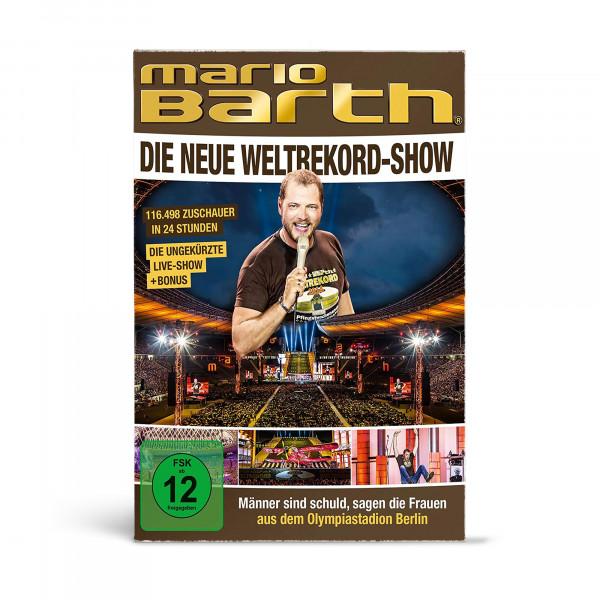 DVD - Weltrekord Show 2014