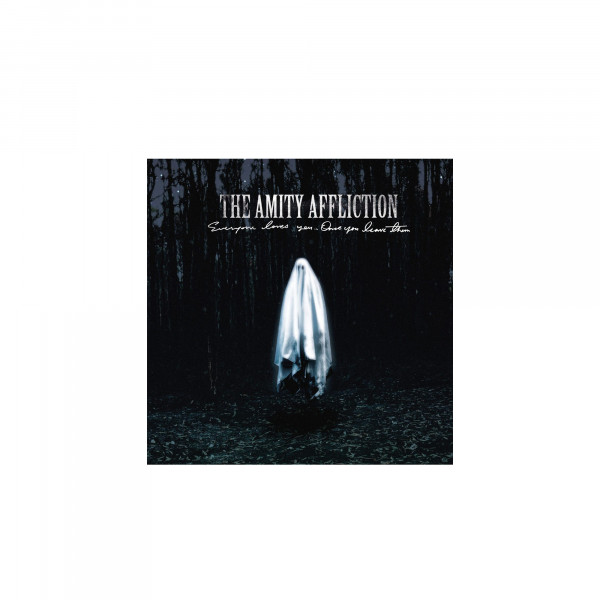 The Amity Affliction - Everyone Loves You Once You Leave Them (CD)
