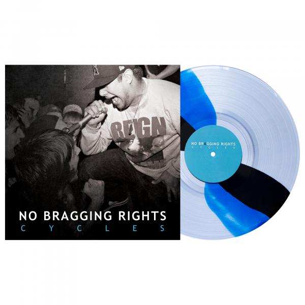 No Bragging Rights - Cycles (LP, 2nd Press)