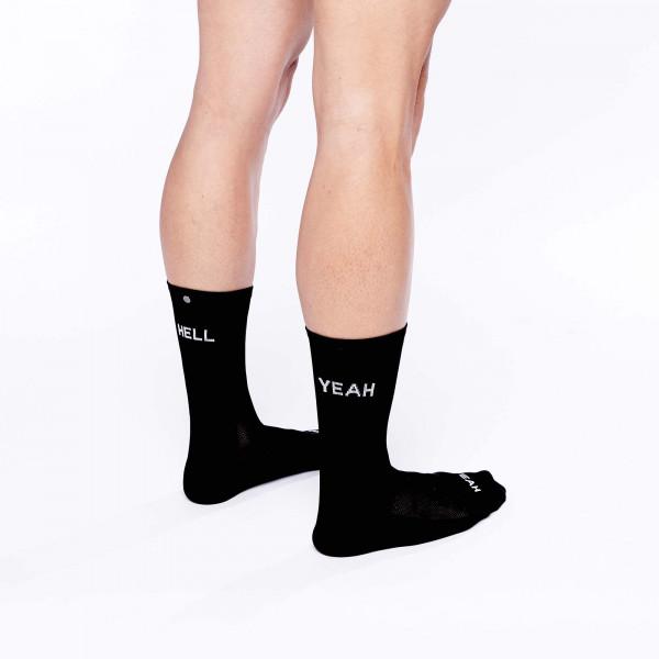 Fingerscrossed Socks - Hell Yeah