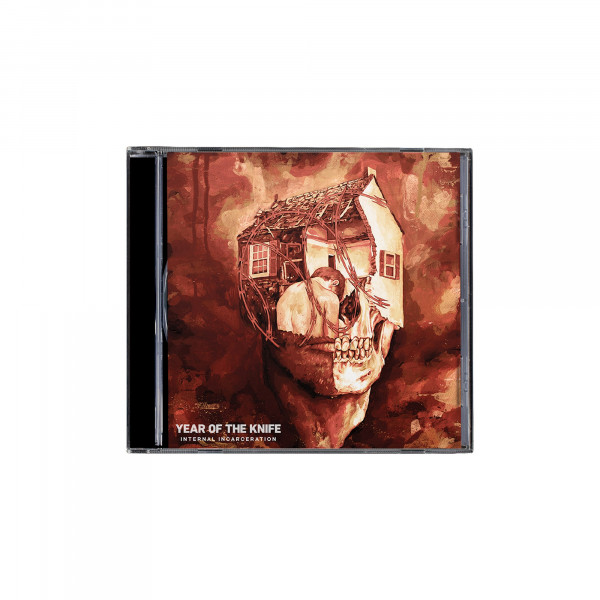 Year Of The Knife - Internal Incarceration (CD)
