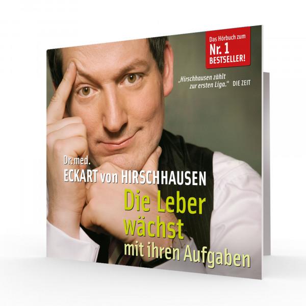 Hörbuch / CD - Die Leber wächst mit ihren Aufgaben