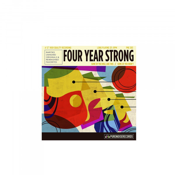 Four Year Strong - Some Of You Will Like This, Some Of You Won't (CD)