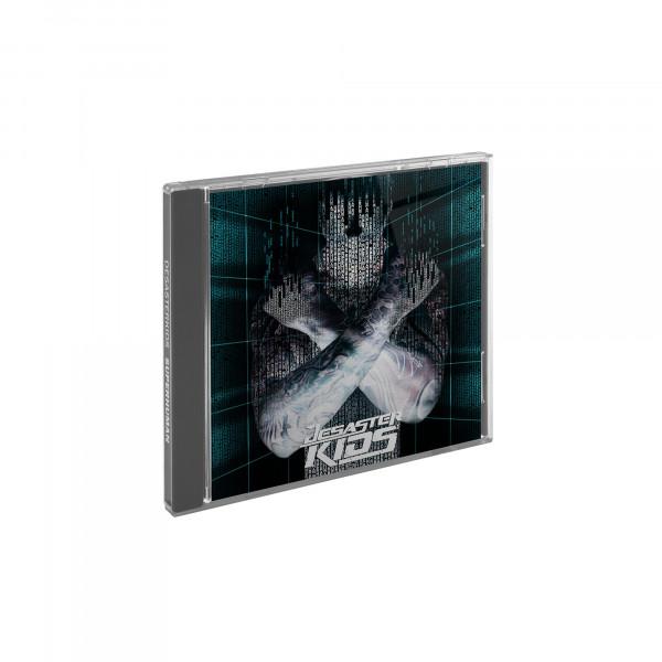 Desasterkids - Superhuman (CD)