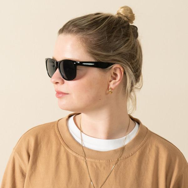 Aalles Über Aale - Sonnenbrille Aal
