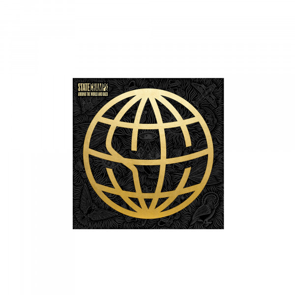 State Champs - Around The World And Back (CD)