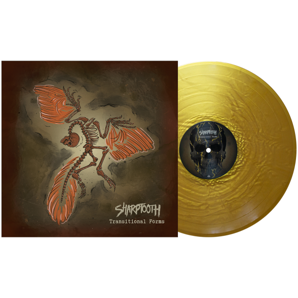 """Sharptooth - Transitional Forms (LP 12"""" 2nd Press)"""