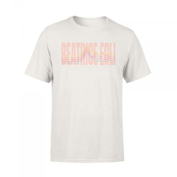 T-Shirt - Bergkontur (weiß)