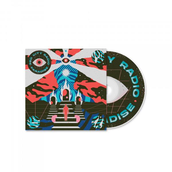 Red City Radio - Paradise (CD)