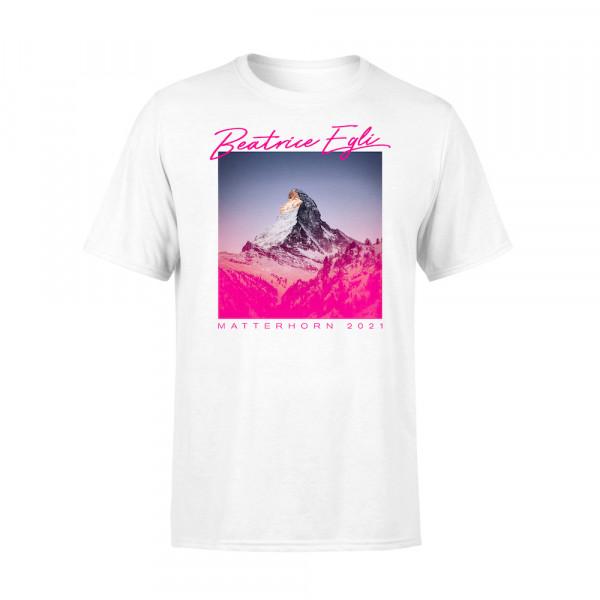 T-Shirt - Foto Matterhorn