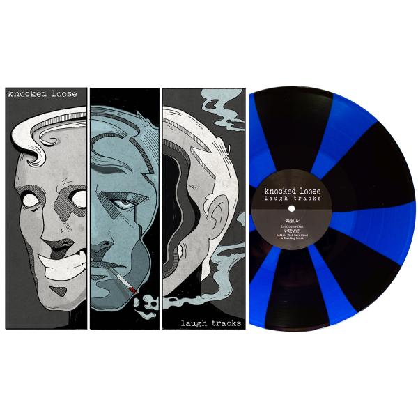 "Knocked Loose - Laugh Tracks (LP 12"")"