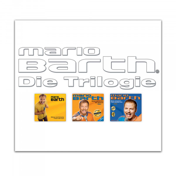 3-CD - LIVE / Die Trilogie - Box
