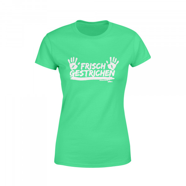 Frauen Shirt - Frisch gestrichen Vol. 2