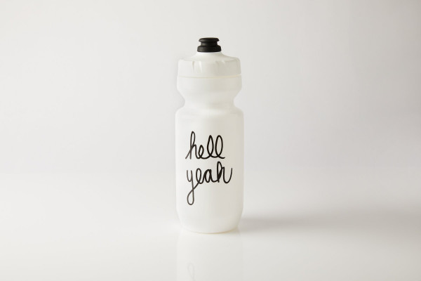 FINGERSCROSSED GTH Bidon Bottle - Hell Yeah