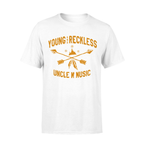 Uncle M - T-Shirt - Young & Reckless