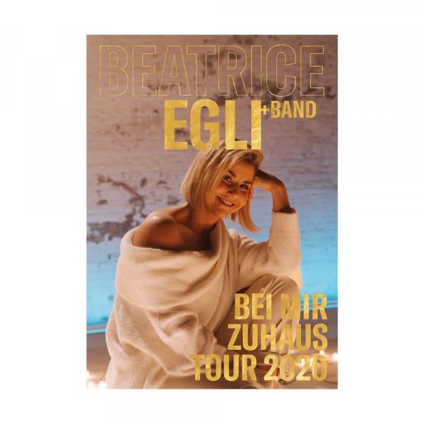 Miniprint Poster - Zuhaus' Tour 2020