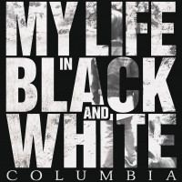 """My Life In Black And White - Columbia (LP 12"""")"""