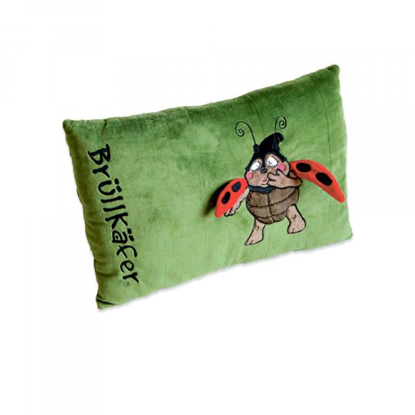 Plüschkissen - Brüllkäfer