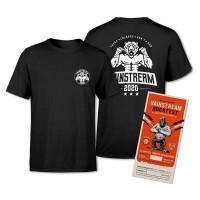T-Shirt - Tiger, schwarz