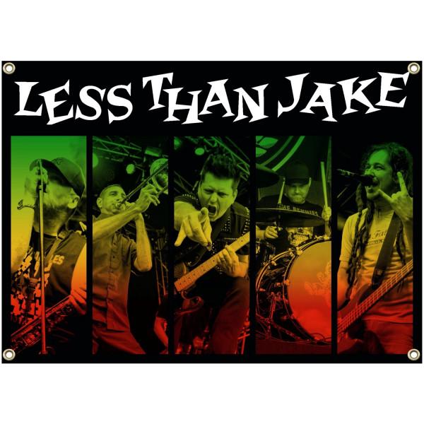 Less Than Jake - Flagge