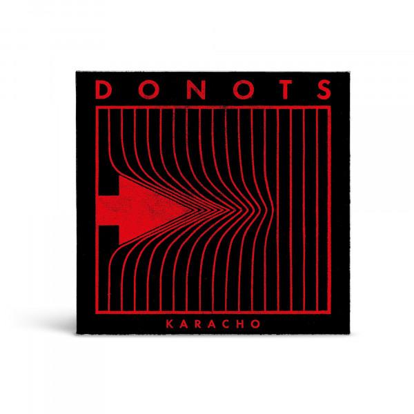 Donots CD - Karacho (2015)