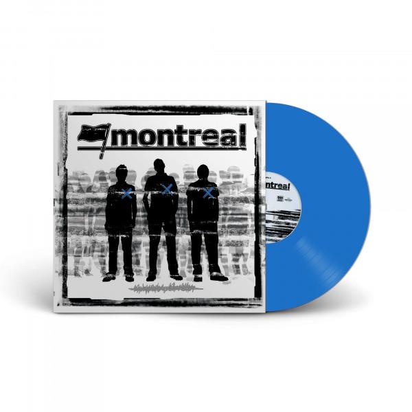 LP - Montreal, 2009 (Ltd. Vinyl blau)