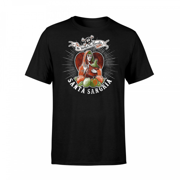 T-Shirt - Unisex - Santa Sangria