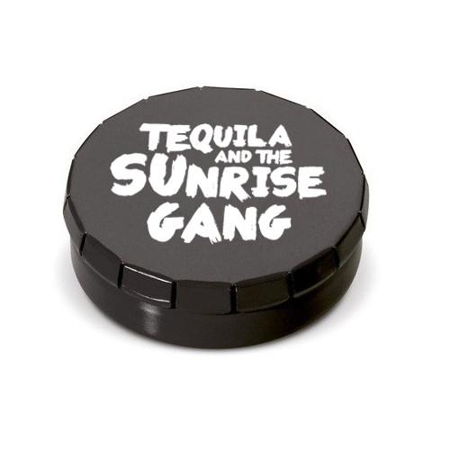 Tequila & The Sunrise Gang - Taschen-Aschenbecher
