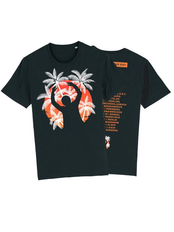 T-Shirt - Tour, schwarz