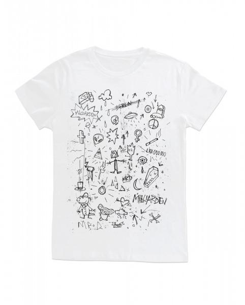 T-Shirt - Scribbles