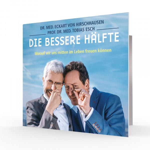 Hörbuch / CD - Die Bessere Hälfte